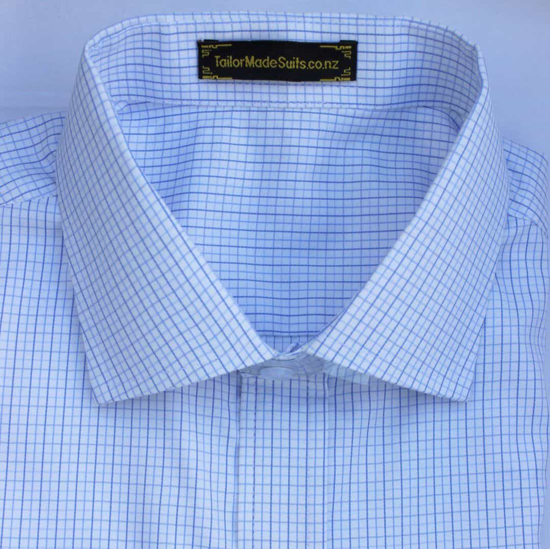 Tattersall check shirt – 6 colors – ready to wear
