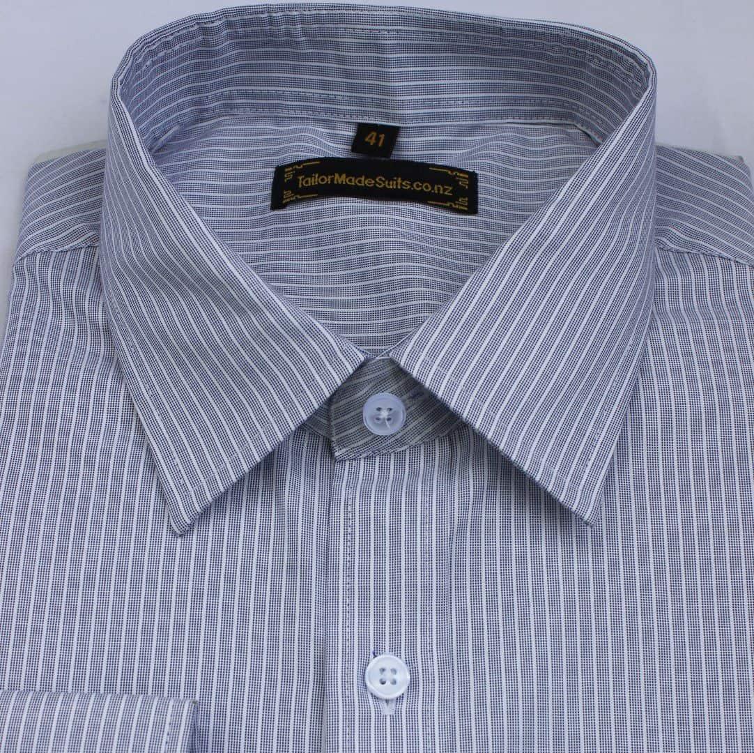 Pencil Stripe shirt – Ready to wear