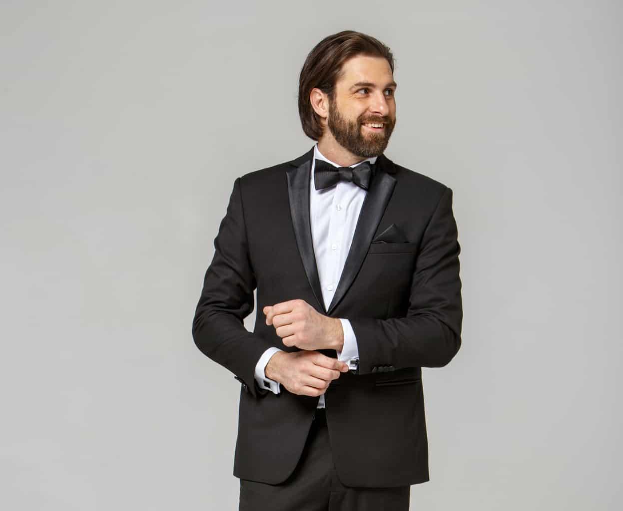 Slim Notch Tuxedo Blazers – Ready to Wear