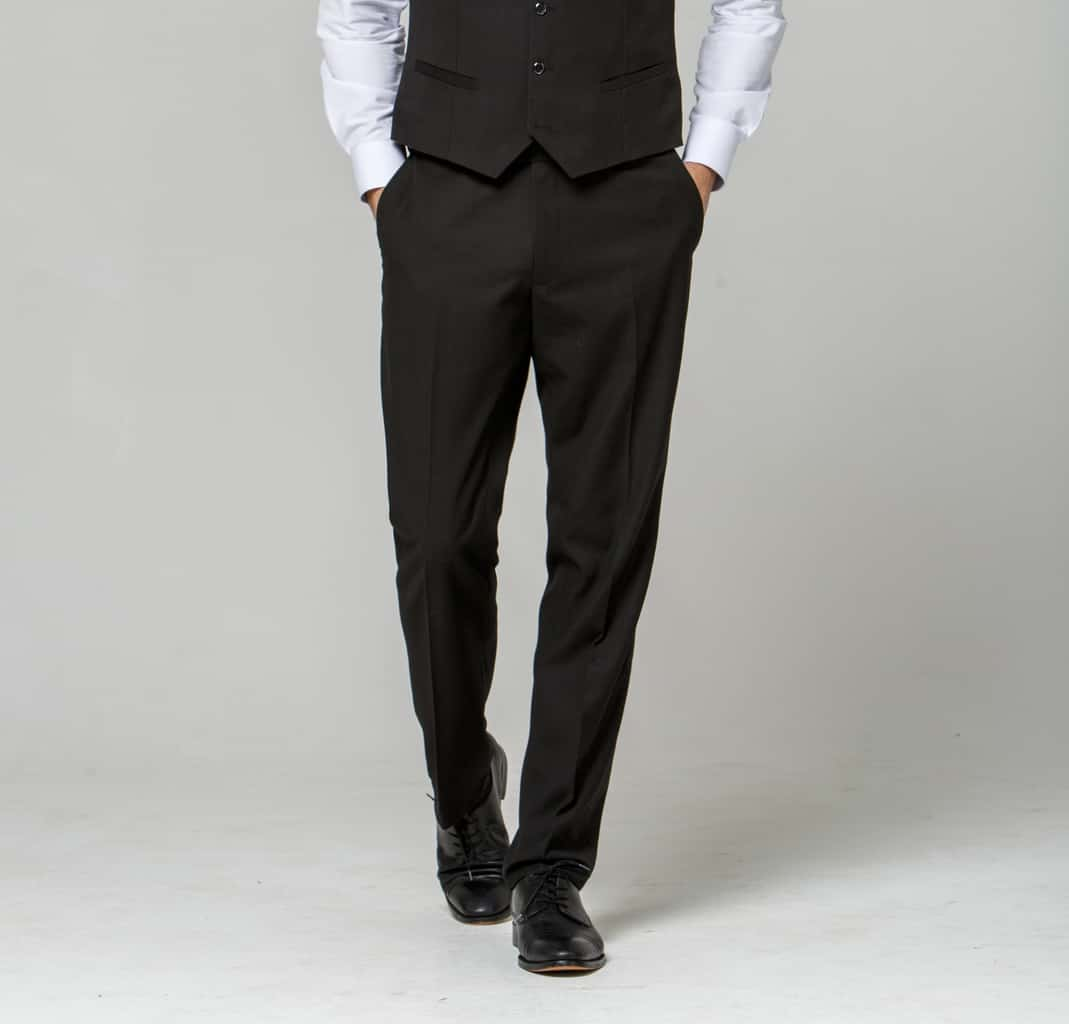 Black Trousers – Ready to Wear