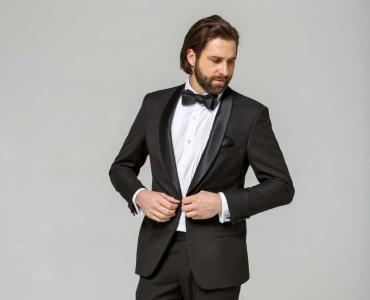 Shawl Tuxedo Blazers – Ready to Wear