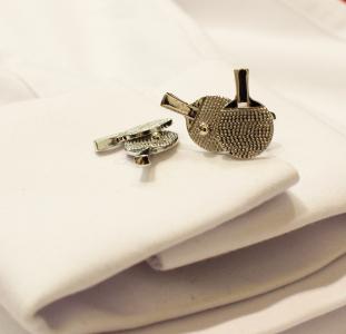 Novelty Stainless Steel Cufflinks