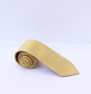 Fellini Plain Sun Shower Yellow Tie