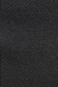 Black Herringbone Coat
