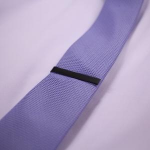 Matte Black Tie Clip