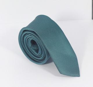 Plain Teal Tie
